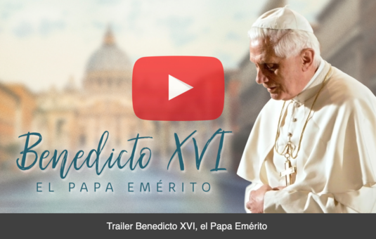 Documental de Benedicto XVI.