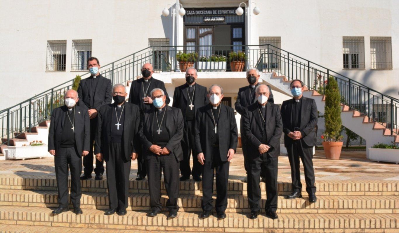 Reunión de los obispos del Sur.