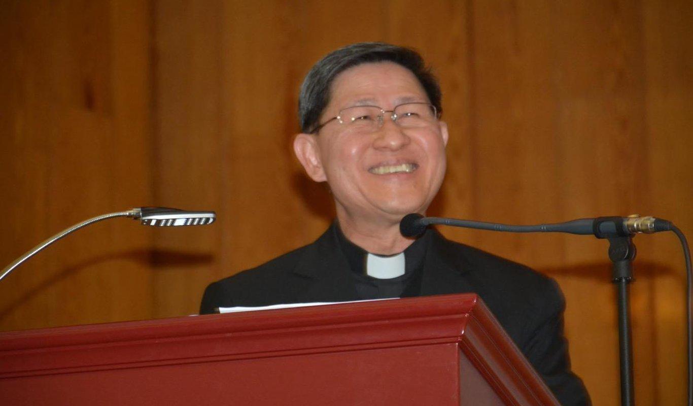 ▷ Cardenal filipino en importante posición en el Vaticano