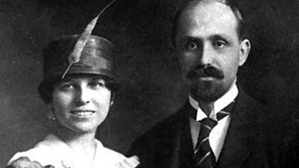 Juan Ramón y Zenobia.