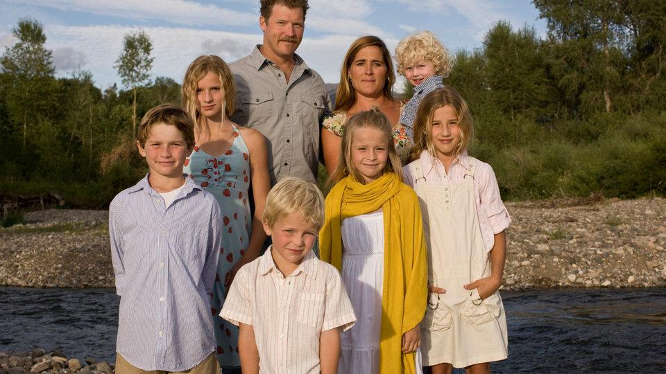 Familia numerosa.