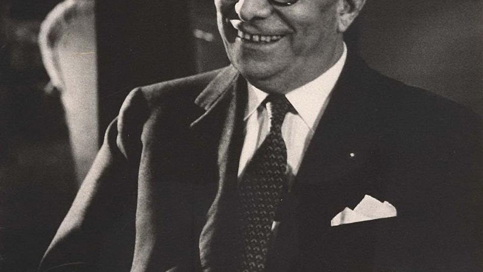 Arnoldo Mondadori.