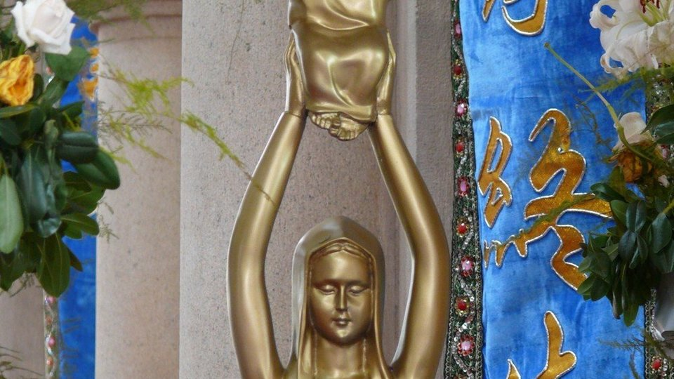 La Virgen de Sheshan