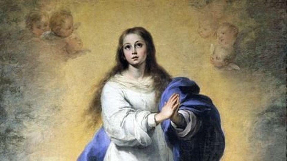 Inmaculada Concepción, de Murillo