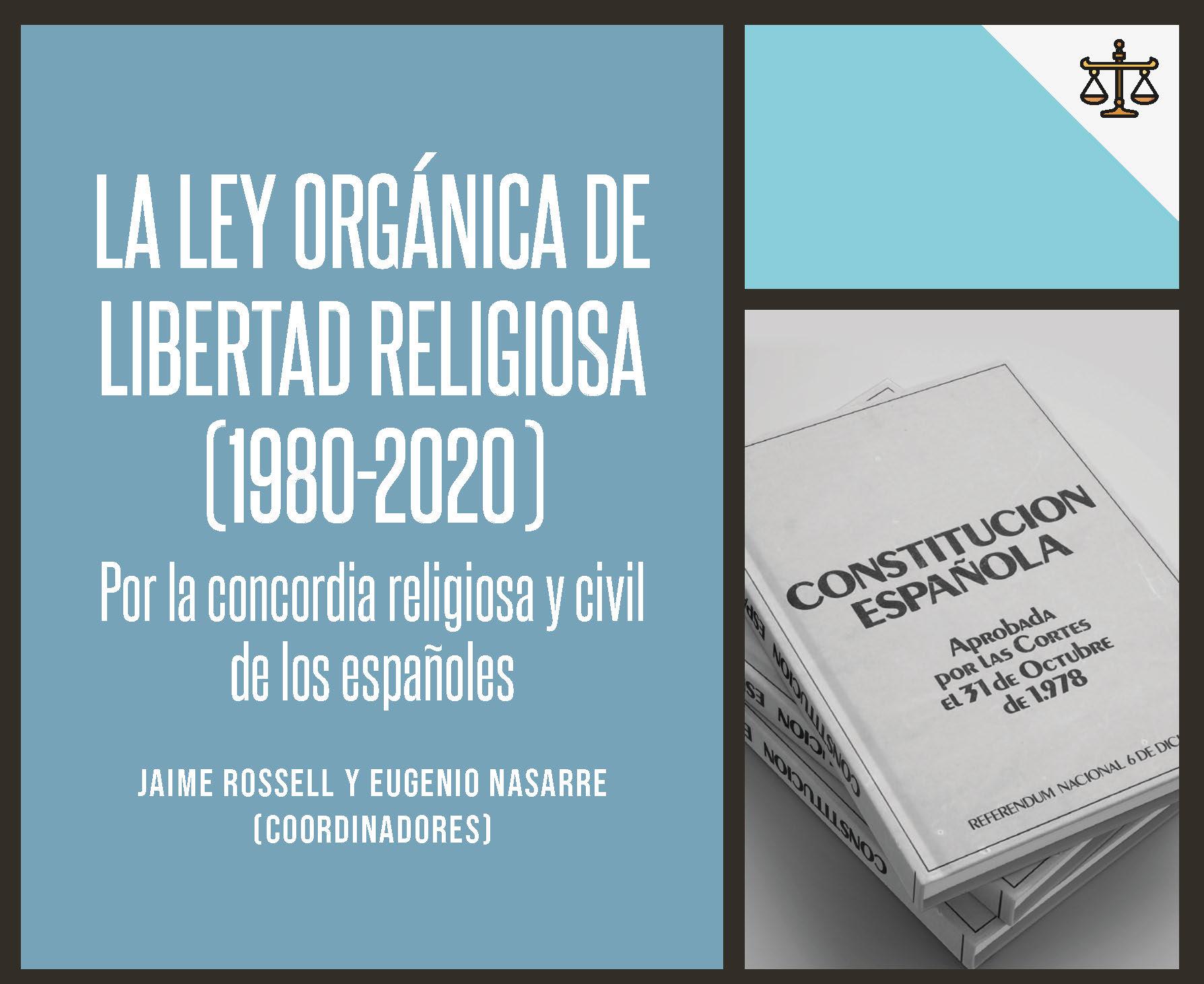 Ley de libertad religiosa